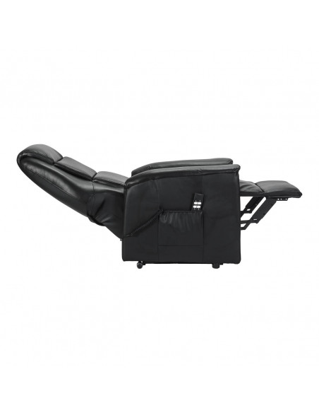 elektrischer Fernsehsessel aus Leder mit unabhängiger Sitzneigung